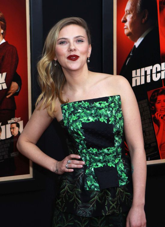 Czego Scarlett Johansson nie znosi u mężczyzn?