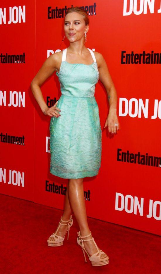 Scarlett Johansson zdradza, co zrobić, by nie przytyć...