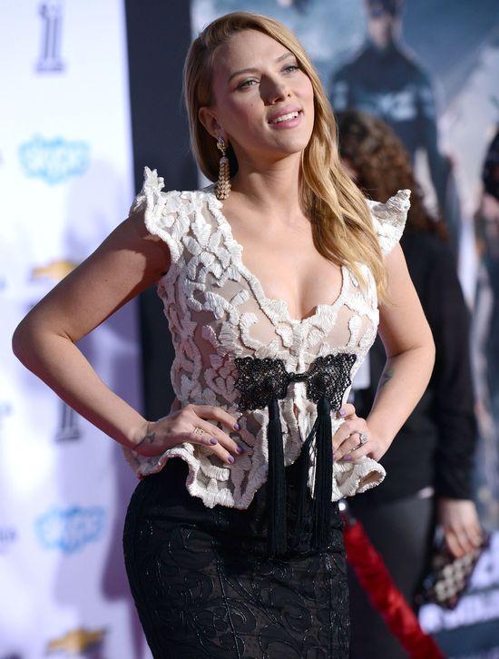 Scarlett Johansson już niedługo zostanie panią Dauriac!