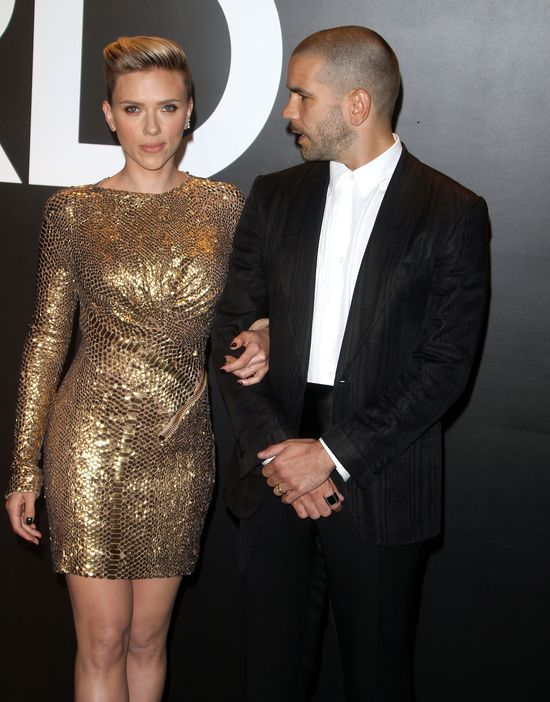 Scarlett Johansson w trakcie drugiego ROZWODU?