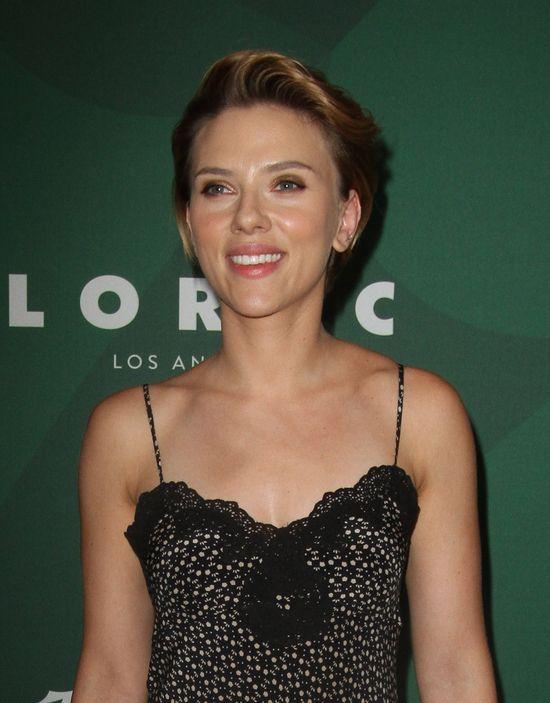 Scarlett Johansson chuda jak patyk! Co się stało?