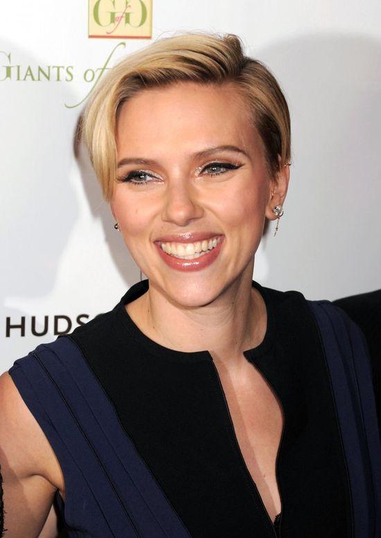 Scarlett Johansson JUŻ JEST PO ŚLUBIE!