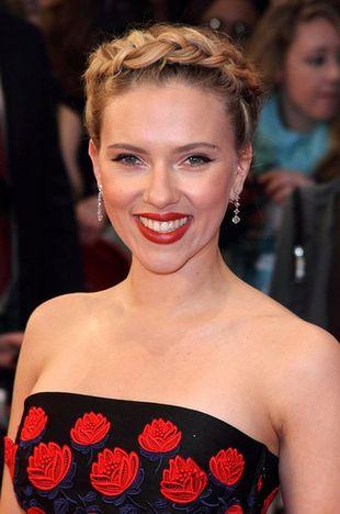 Scarlett Johansson na premierze The Avengers (FOTO)