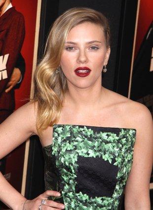 Scarlett Johansson chciałaby być dermatologiem