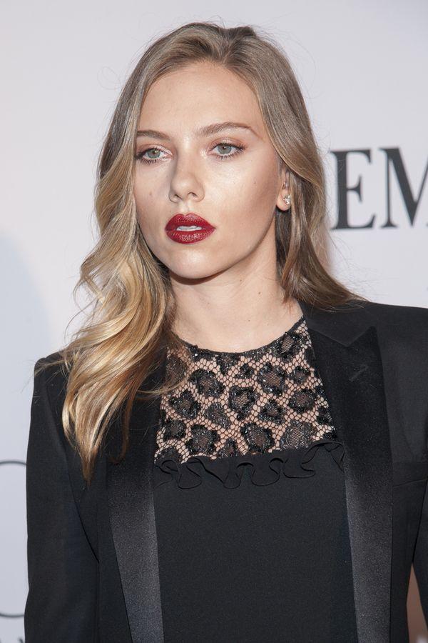 Gdzie się podział cały seksapil Scarlett Johansson? (FOTO)