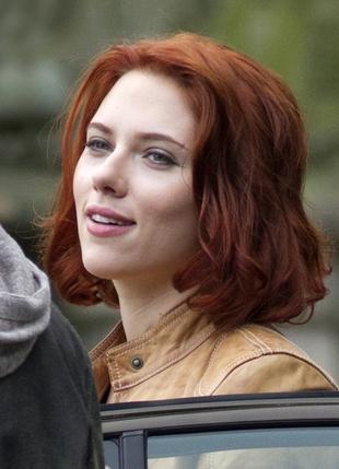 Cooper kręci z Johansson