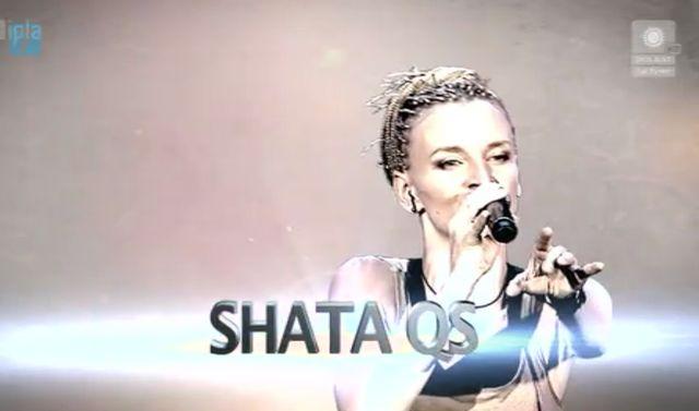 Shata QS - zwycięzczyni Must Be The Music!