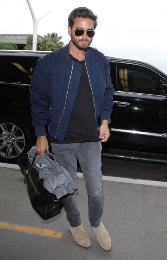 Scott Disick ca�uje Christine Burke w Cannes!