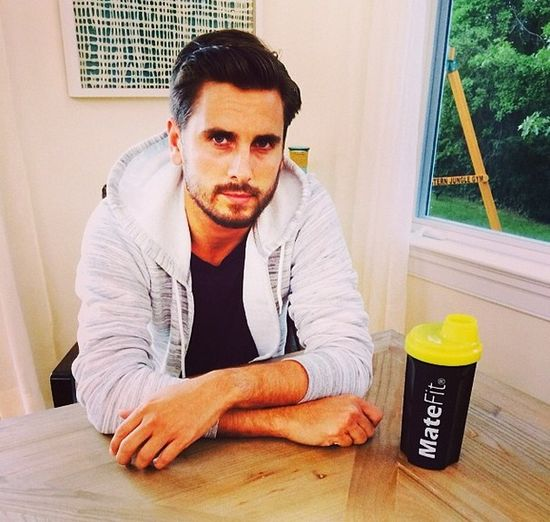 Scott Disick ma problem z alkoholem!
