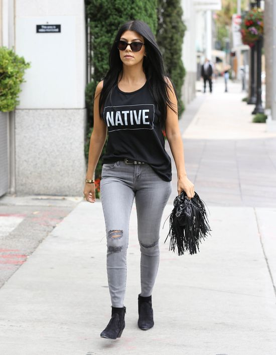 Kourtney Kardashian postawiła ultmatum Scottowi Disickowi