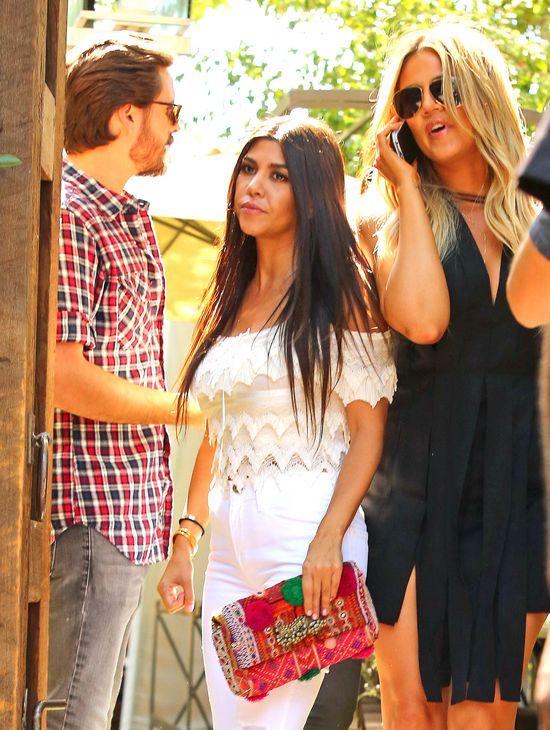 S� zdj�cia Scotta Disicka zdradzaj�cego Kourtney Kardashian!