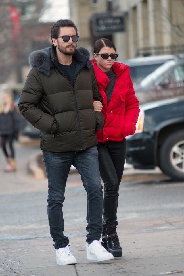 Niespodziewane słowa Kim Kardashian na temat Scotta i Sofii