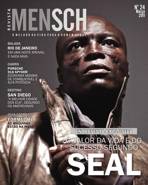 Seal b�dzie walczy� o dzieci z Heidi Klum?