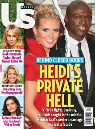 Seal będzie walczył o dzieci z Heidi Klum?