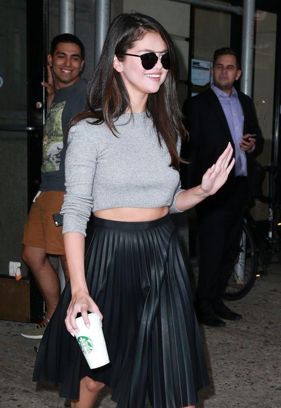 Wow! Selena Gomez pokazała się niemal nago (Instagram)