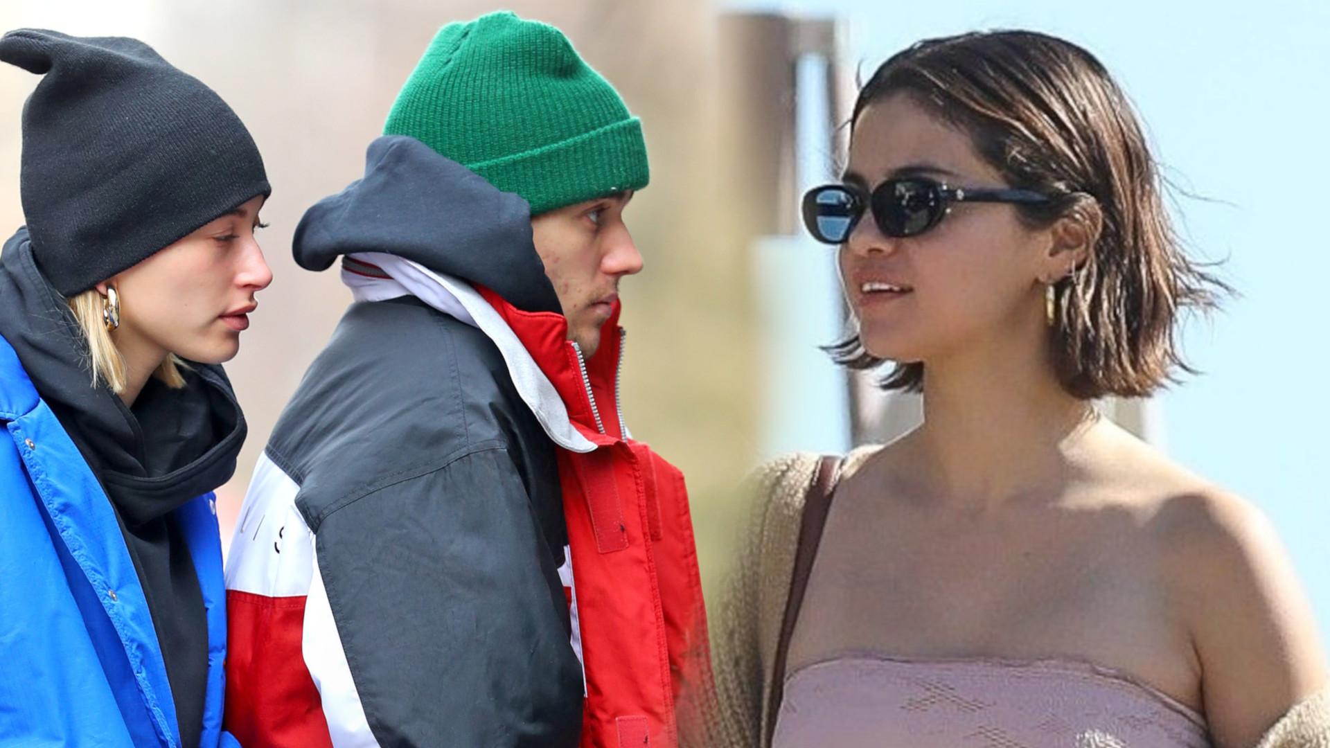 Selena Gomez wciąż tęskni za Justinem. Wysyła mu wiadomości tekstowe