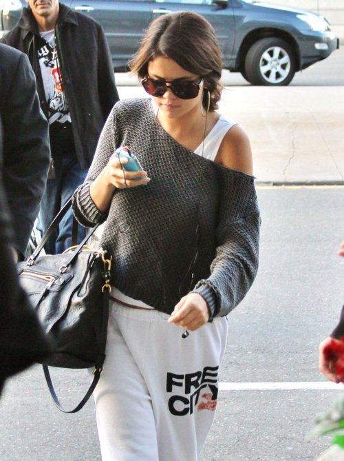 Selena Gomez stawia na wygodę (FOTO)