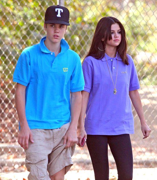 Selena Gomez pochwaliła się nową piosenką. Jak nic śpiewa o Bieberze!