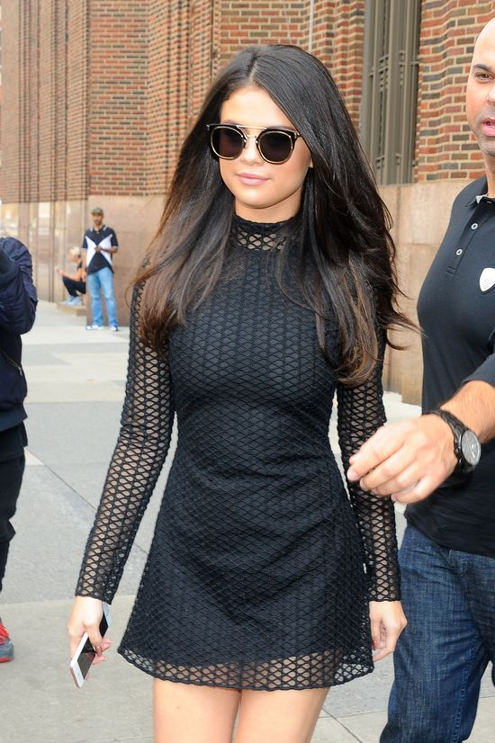 Selenę Gomez zapytano, czy ma sztuczne włosy (FOTO)