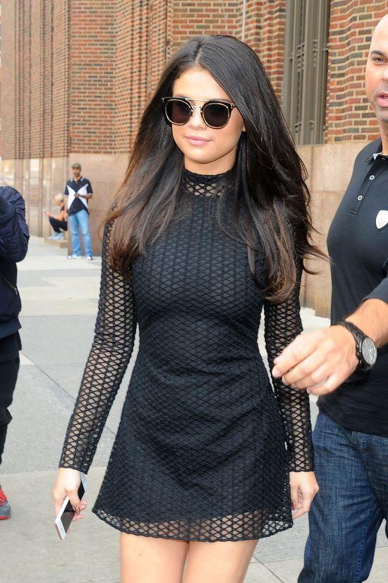 Selena Gomez UMIERA?