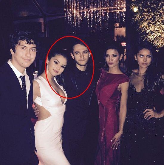 Selena Gomez zaprezentowała światu nowego chłopaka (FOTO)