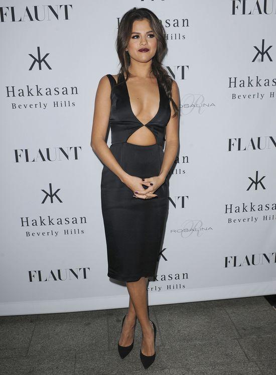 Selena Gomez pochwaliła się zdjęciem bez makijażu (FOTO)