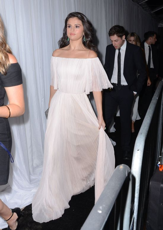 Nie zgadniecie z kim Selena Gomez spędziła afer party!