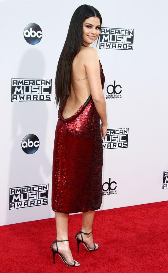 Selena i Justin zostali przyłapani w garderobie na...