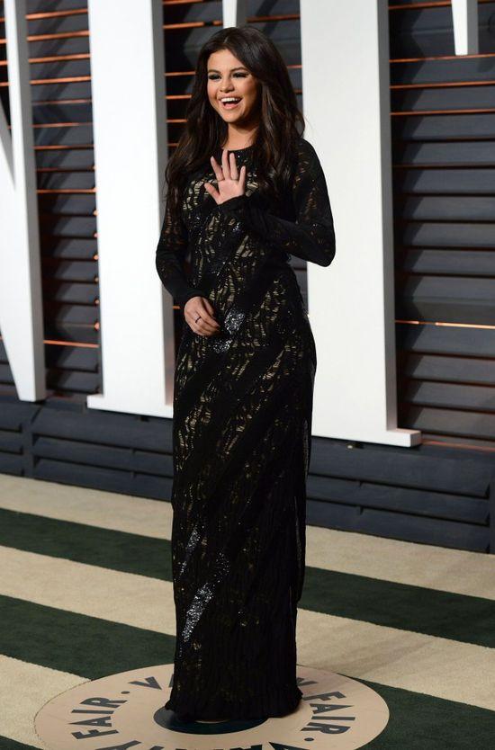 Selena Gomez na after party po Oscarach założyła doczepy