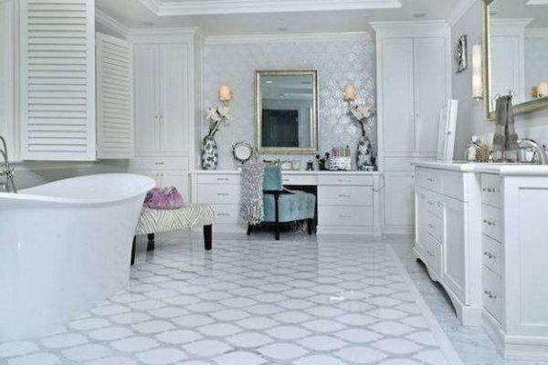 W tej łazience kąpie się Selena Gomez (FOTO)