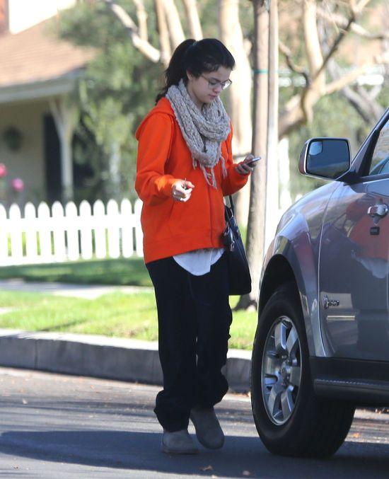 Selena Gomez też miewa gorsze dni