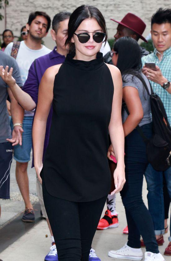 Selena Gomez nie pami�ta, kiedy ostatnio NIE PI�A!