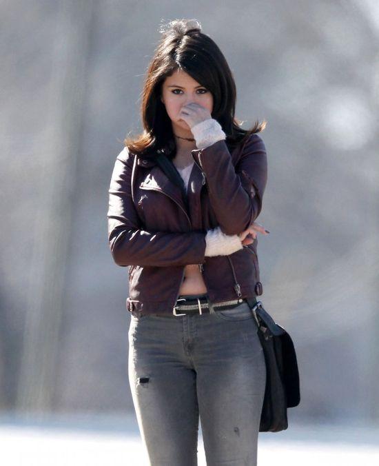 Selena Gomez jest w ciąży z mężczyzną, którego nie kocha!
