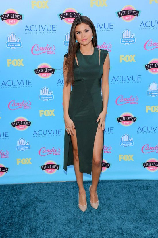 Gala Teen Choice należała do Seleny Gomez (FOTO)