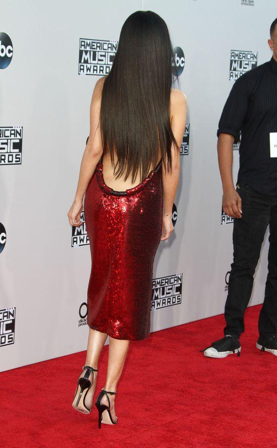 Czy Selena i Justin stanęli razem na ściance na AMA's?
