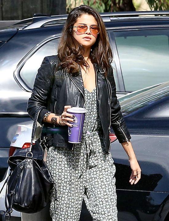Włosy Seleny Gomez raz są długie, raz krótkie (FOTO)