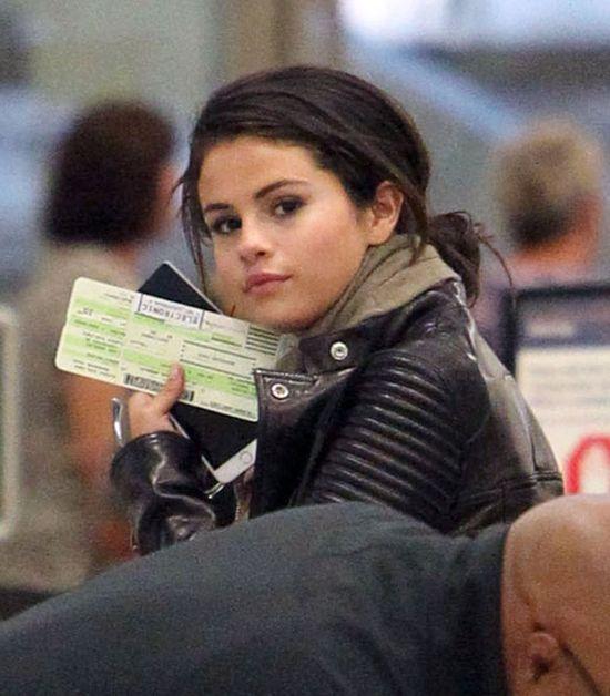 Selena Gomez powi�kszy�a usta? (FOTO)