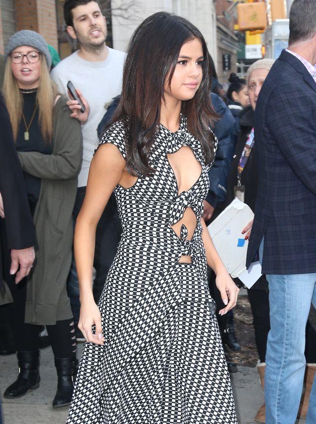 Selena Gomez schudła i teraz widać, ile naprawdę SCHUDŁA