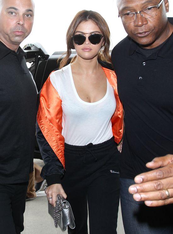 Selena Gomez KŁAMAŁA! Nigdy nie była na odwyku!