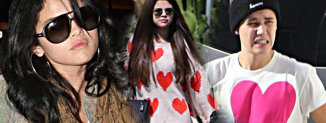 Selena i Justin mają słabsze dni? (FOTO)