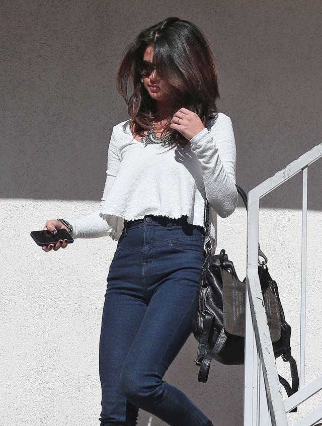 Z czego się cieszy Selena Gomez? (FOTO)