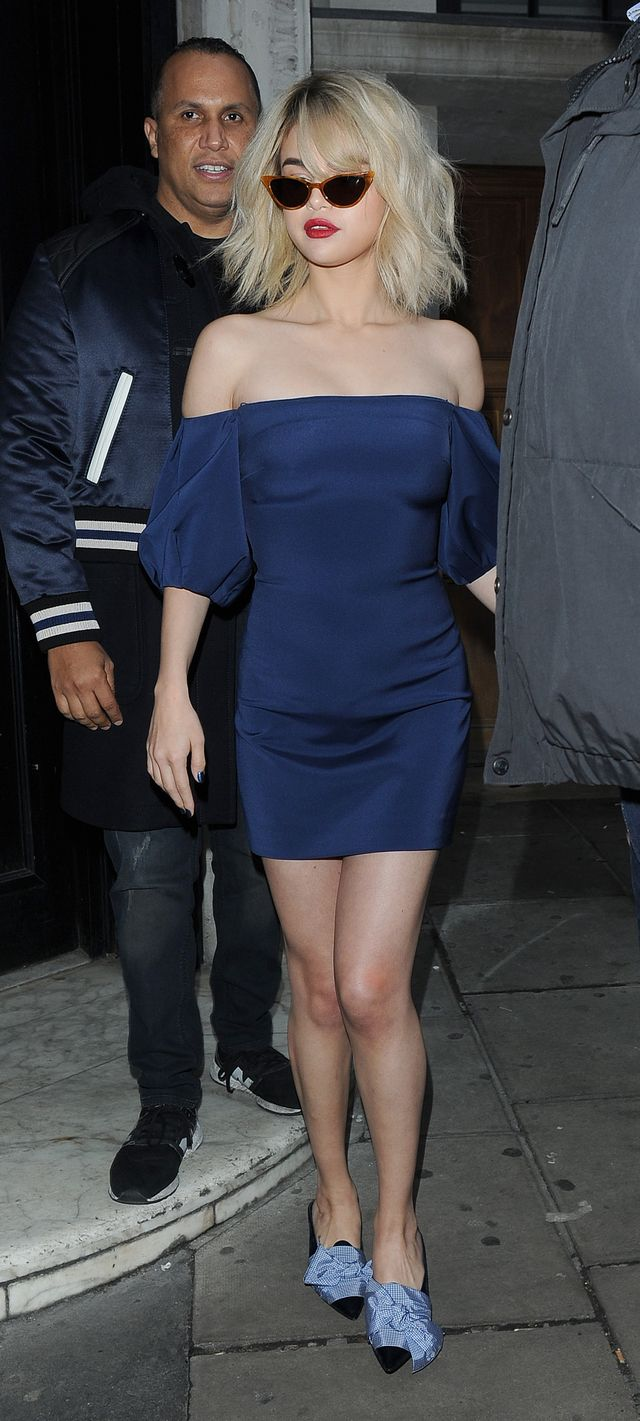 Selena Gomez jednego dnia przebrała się SZEŚĆ RAZY! (ZDJĘCIA)