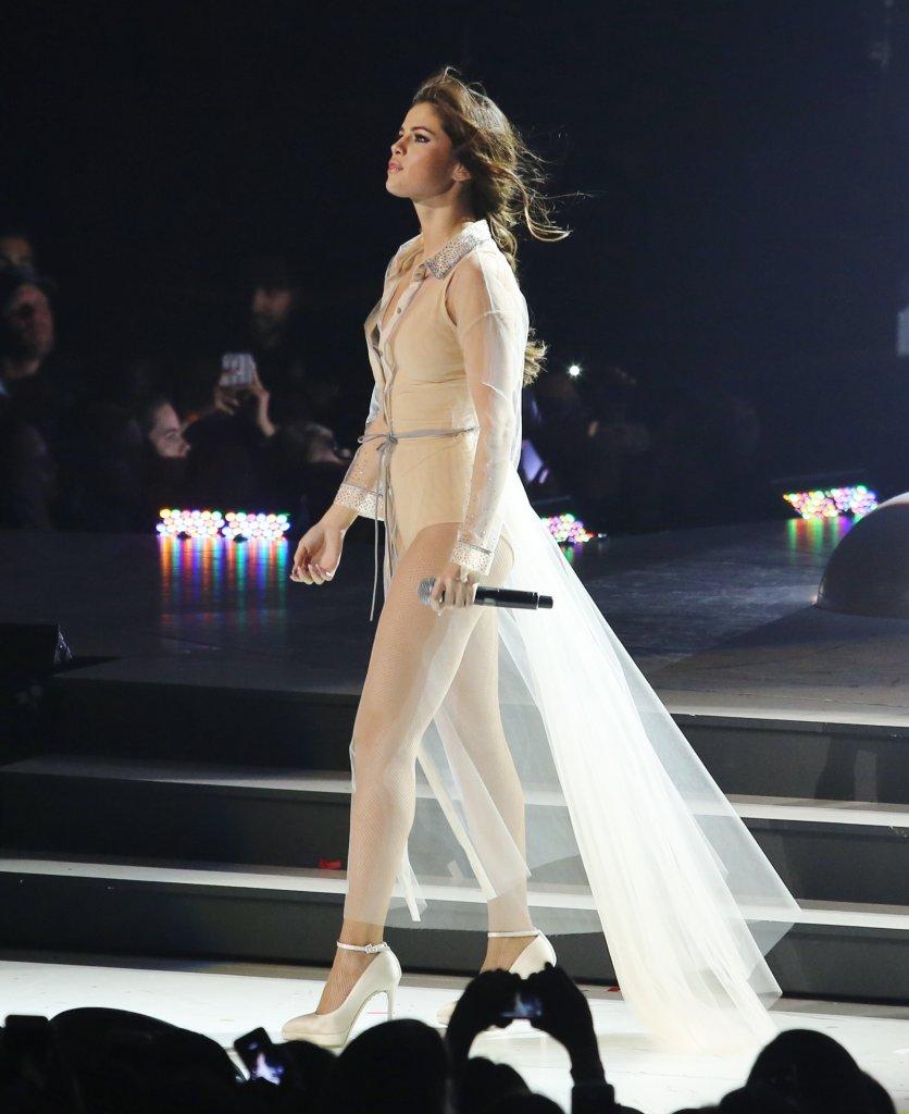 Fani Seleny Gomez przerażeni hasztagiem #RIP Selena