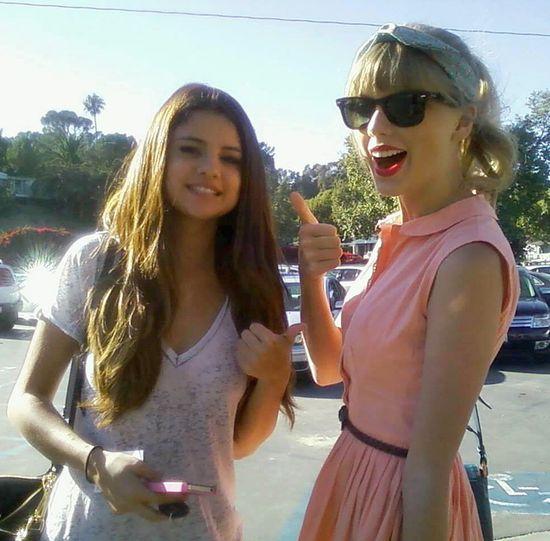 Selena Gomez i Taylor Swift nie odzywają się do siebie!