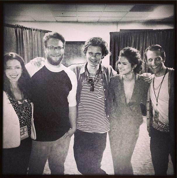 Jak Selena Gomez skomentowa�a b�jk� Blooma i Biebera?