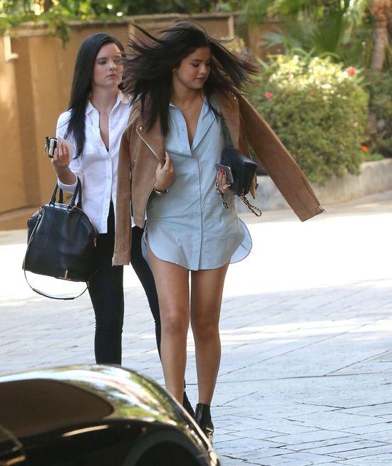 Selena Gomez ścięła włosy (Instaram)