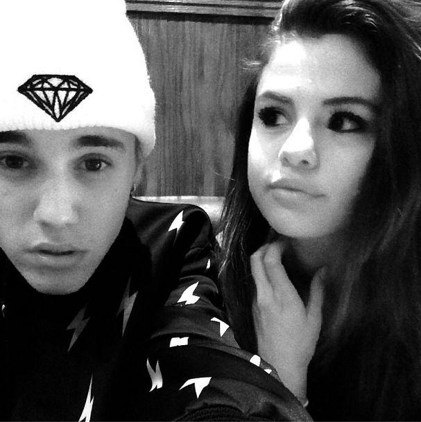 Justin Bieber i Selena Gomez przyłapani na czułościach FOTO