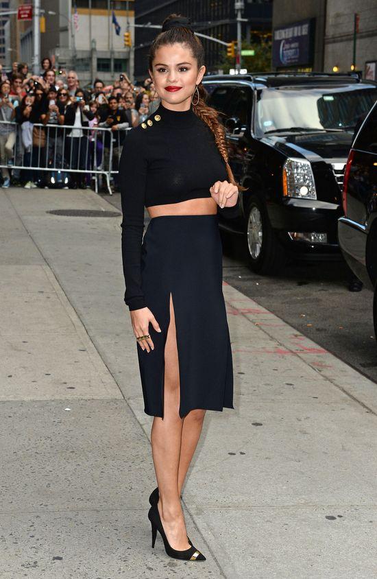 Selena Gomez opowiedziała o swojej diecie