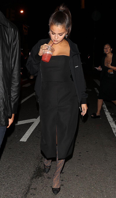 Wiemy, jak Selena Gomez reguje na KŁÓTNIE Justina i Hailey o nią