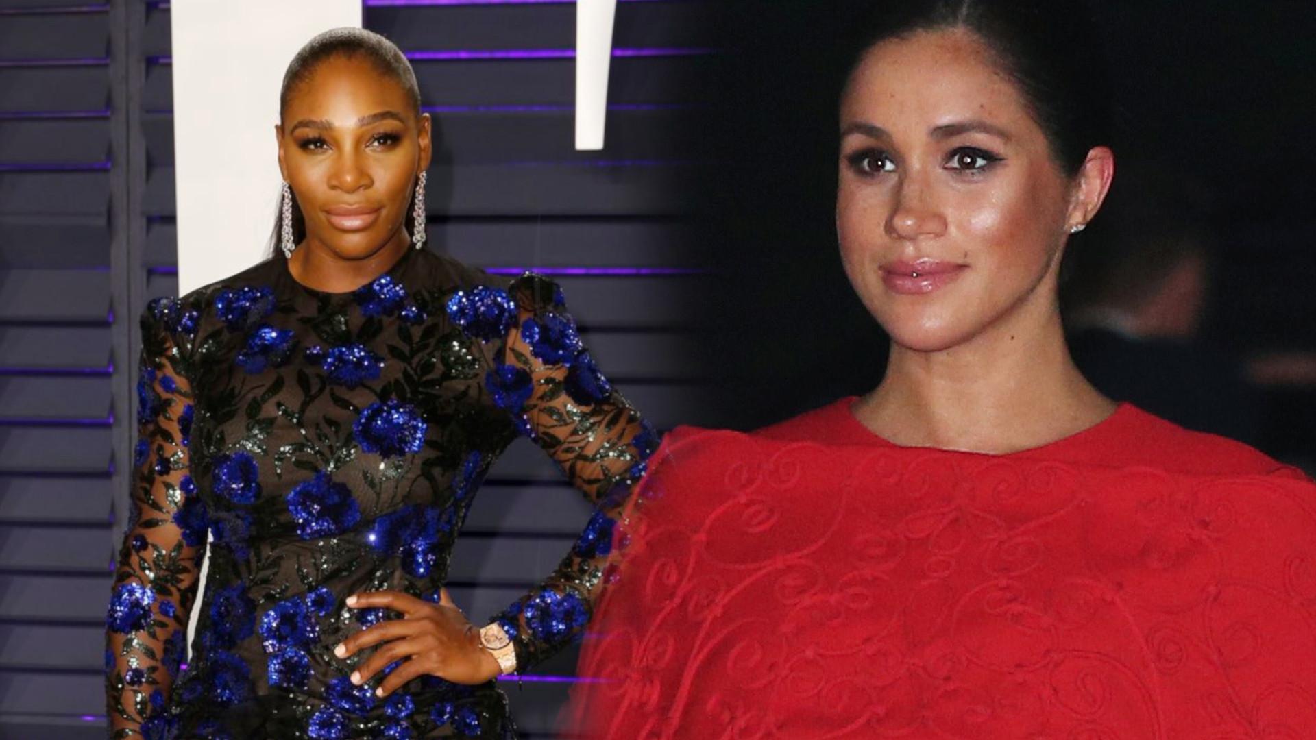 Oscary 2019: Serena Willams w swoim przemówieniu wspomniała o Meghan – to dość GORZKIE słowa